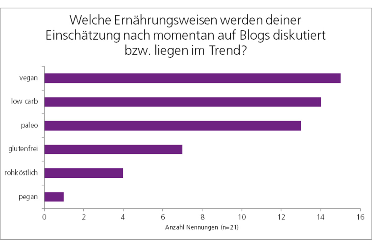 Bloggerumfrage magazin.pur 2016