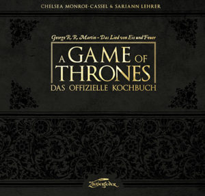 Cover des Kochbuchs zu Game of Thrones