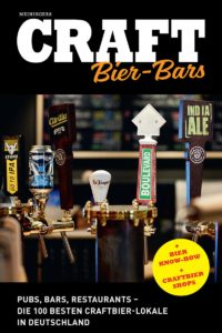 Buchcover: Meiningers CRAFT Bier-Bars