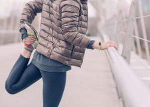 Fit durch den Winter – Bewegung