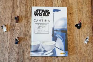 Cover des Star Wars Kochbuch Cantina